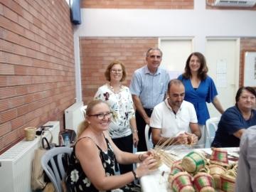 Εκδήλωση Δήμου Λιβαδιών και Παγκύπριας Οργάνωσης Προώθησης Γραμματισμού